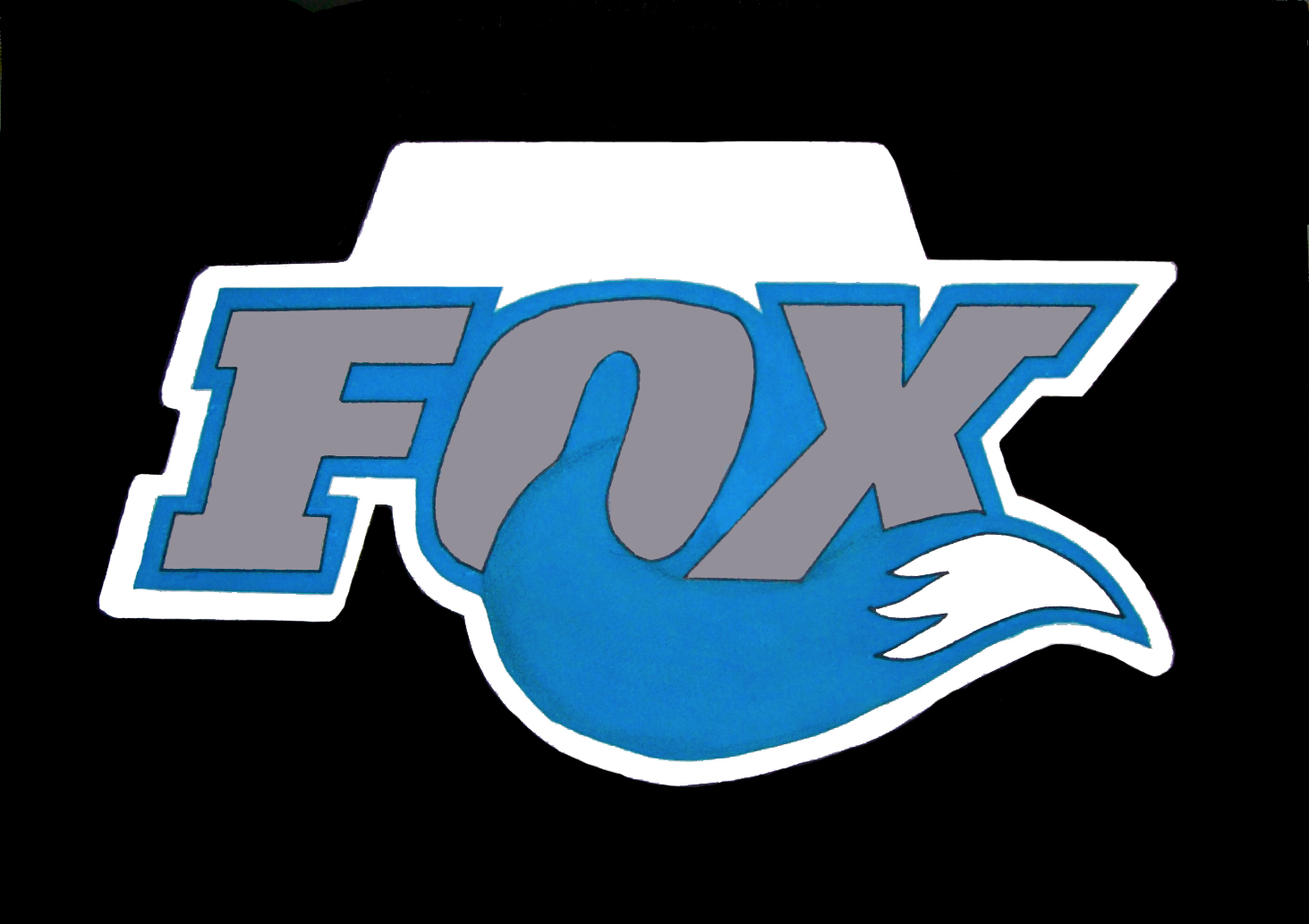 Images of Fox Logo Vector - #rock-cafe
