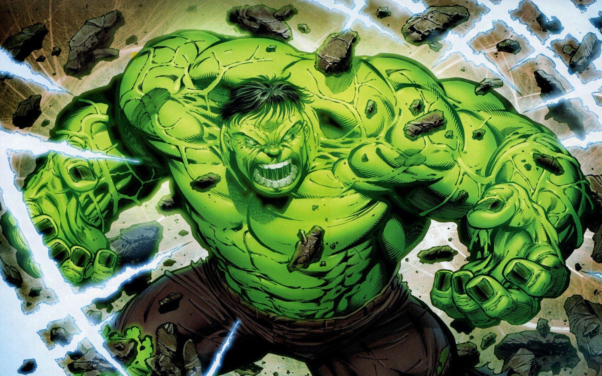 Hulk comic character Marvel Comics Hulk wallpaper 1920x1200 1920x1200