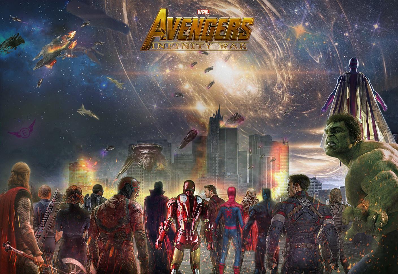 94+] Infinity War Wallpapers on WallpaperSafari