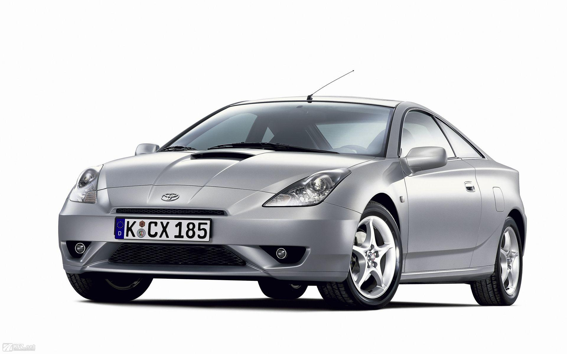 Toyota Celica Wallpapers 1920x1200