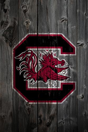 South Carolina Gamecocks Wood iPhone 4 Background Flickr   Photo 333x500