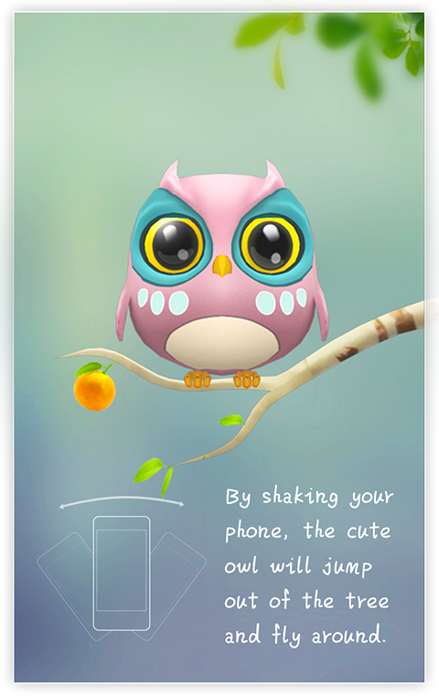 73 Cute Owl Wallpaper On Wallpapersafari