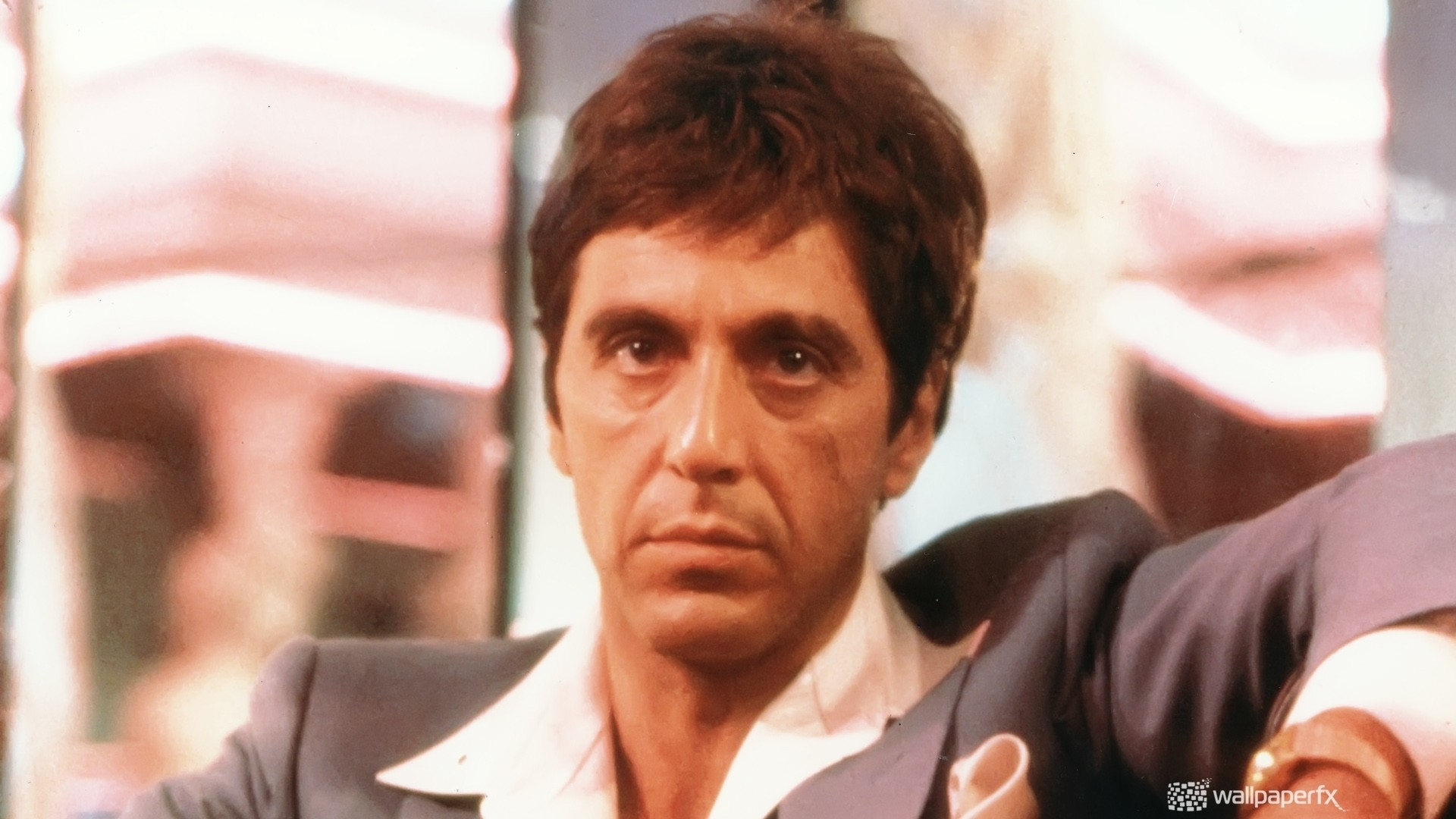 Related Pictures Scarface Tony Montana Cocaine Wallpaper For 320x480 1920x1080