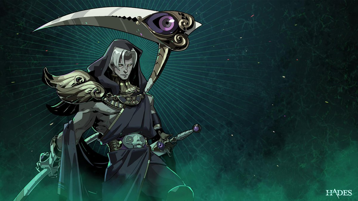 Supergiant Games on Twitter Here have some new HADES 1200x675