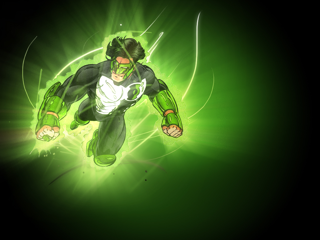 green lantern wallpaper  by therezidenteviljpg 1024x768
