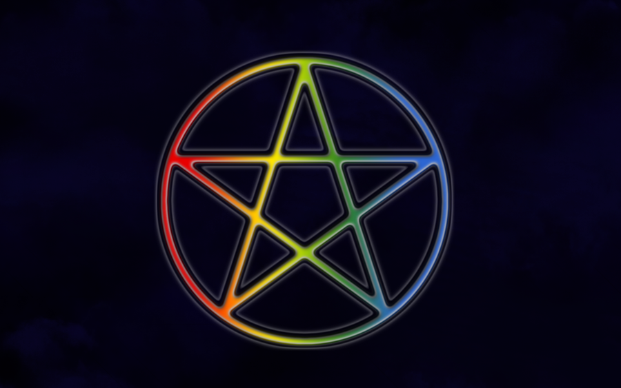 Pentacle Wallpaper 900x563