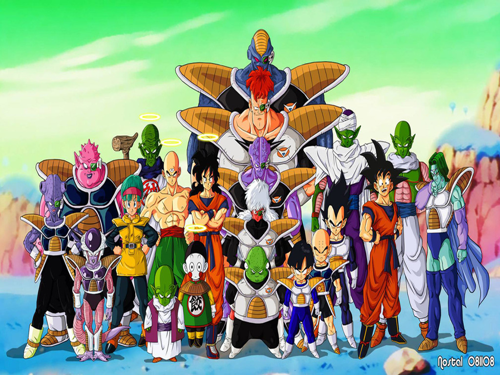 Dragonball Z Live Chat By Liveperson Characters 396917 1024768 1024x768