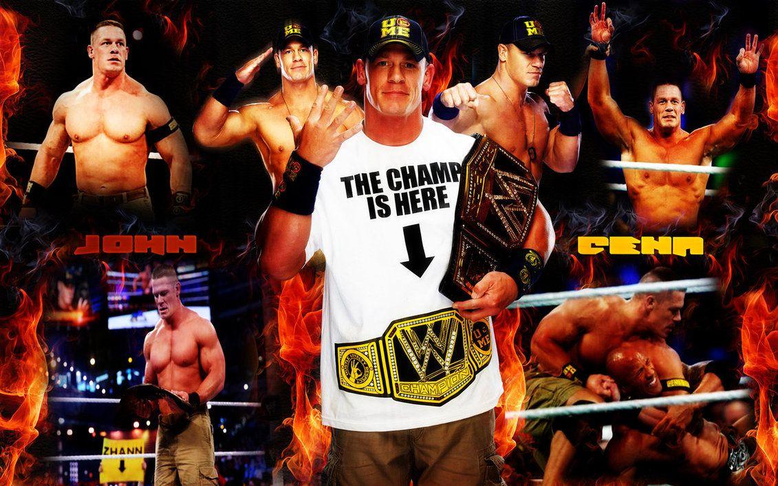 Wwe John Cena Wallpaper 2016 Wallpapersafari