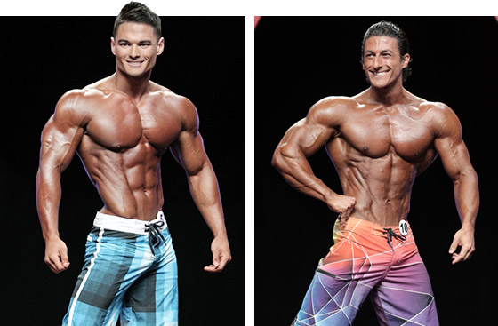 2014 Mens Physique Olympia Report Victory For Jeremy Buendia 560x367