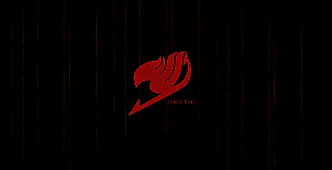 Fairy Tail Wallpaper High Definition Logo Best HD Wallpapers 1152x590