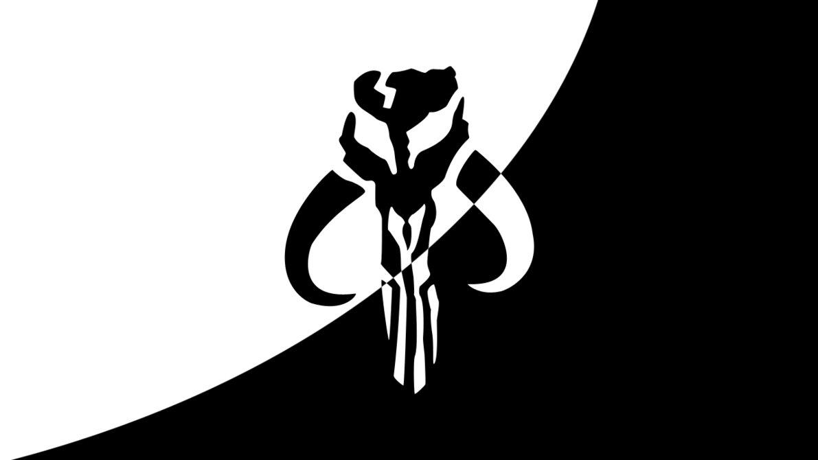 49+ Mandalorian Symbol Wallpaper on WallpaperSafari
