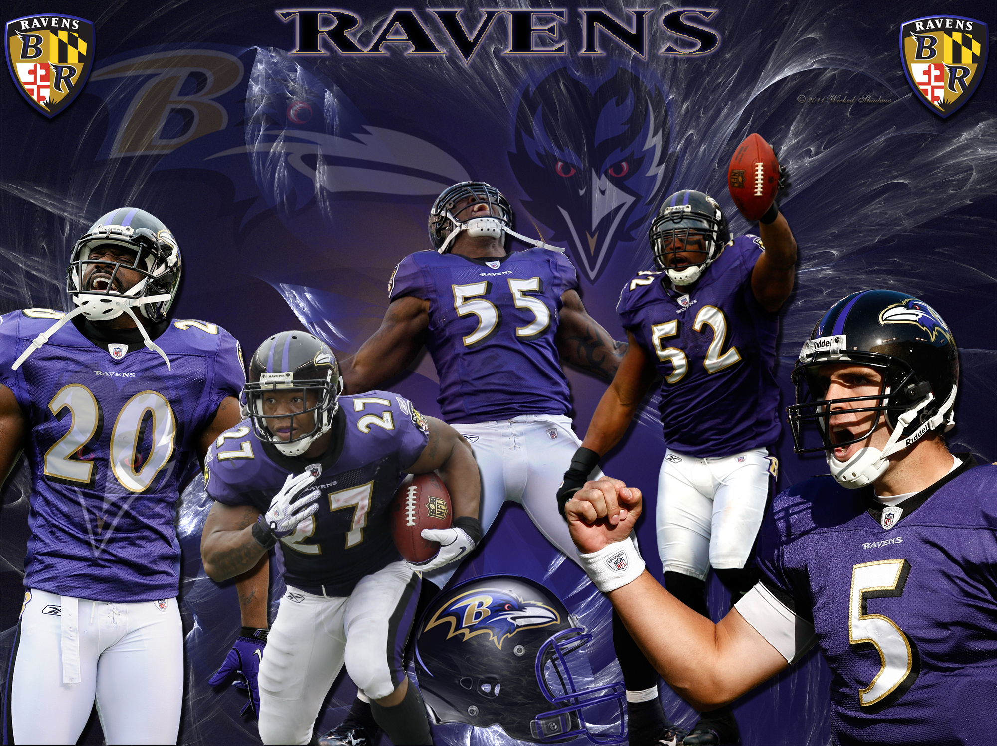 Baltimore Ravens HD background Baltimore Ravens wallpapers 2000x1496