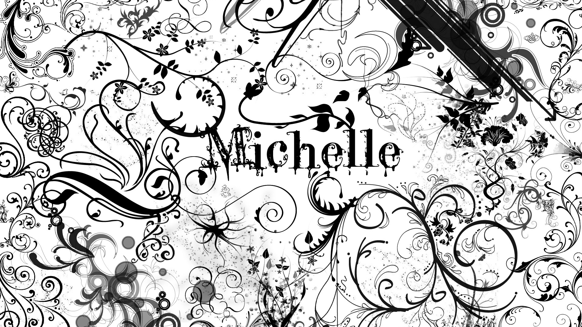 download Michelle Name Wallpaper Images Pictures Becuo 1920x1080