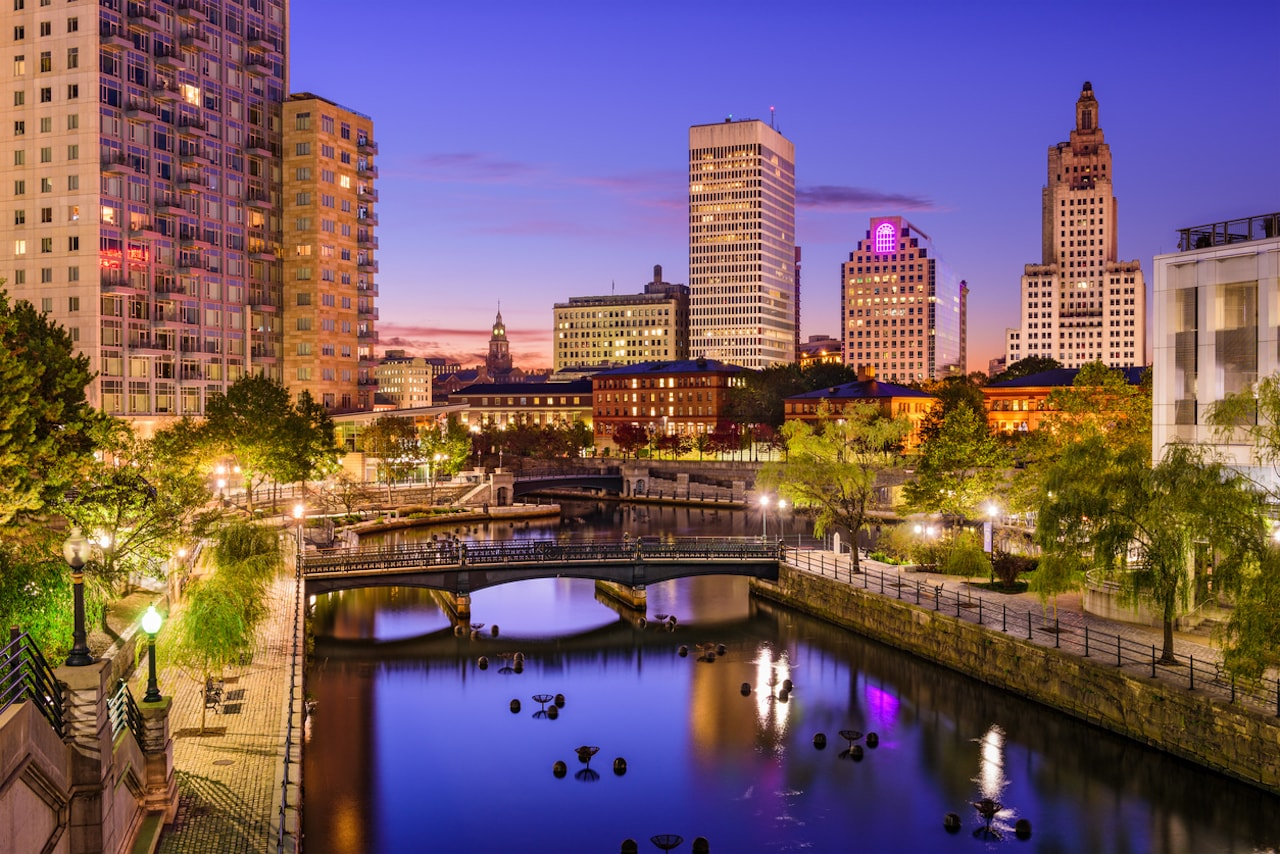 Providence Rhode Island USA Images The Big Photos 1280x854