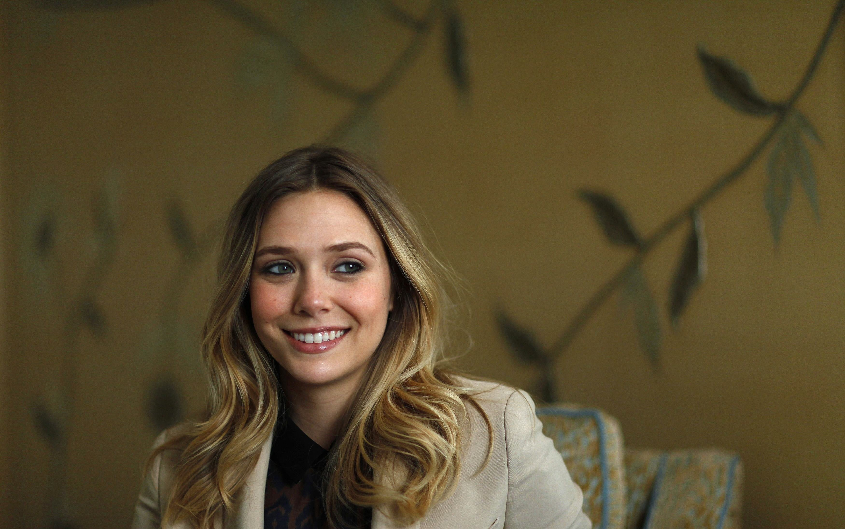 Elizabeth Olsen Wallpaper HD Full HD Pictures 3500x2194