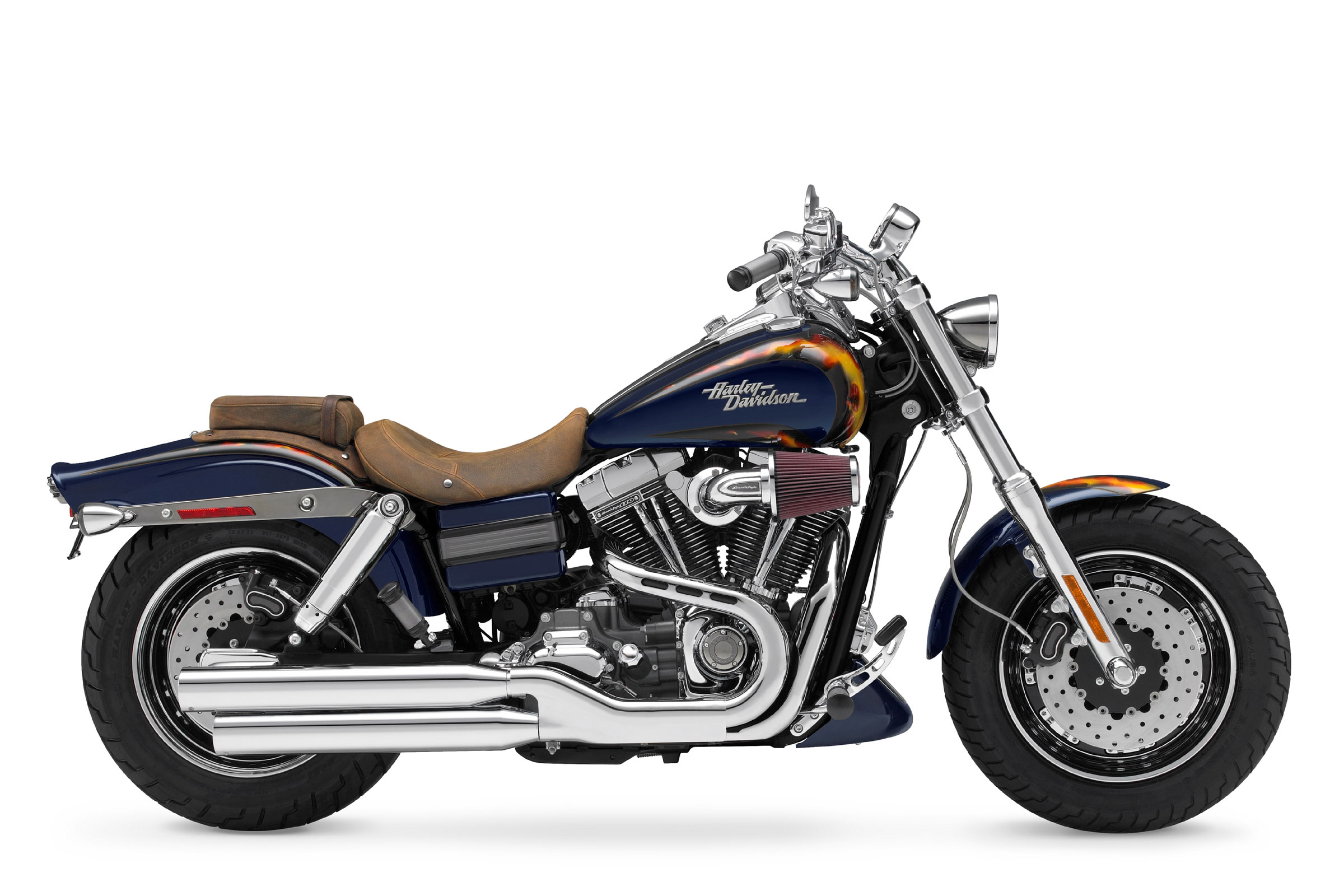 2010 Harley Davidson CVO Fat Bob FXDFSE2 f wallpaper background 2400x1600