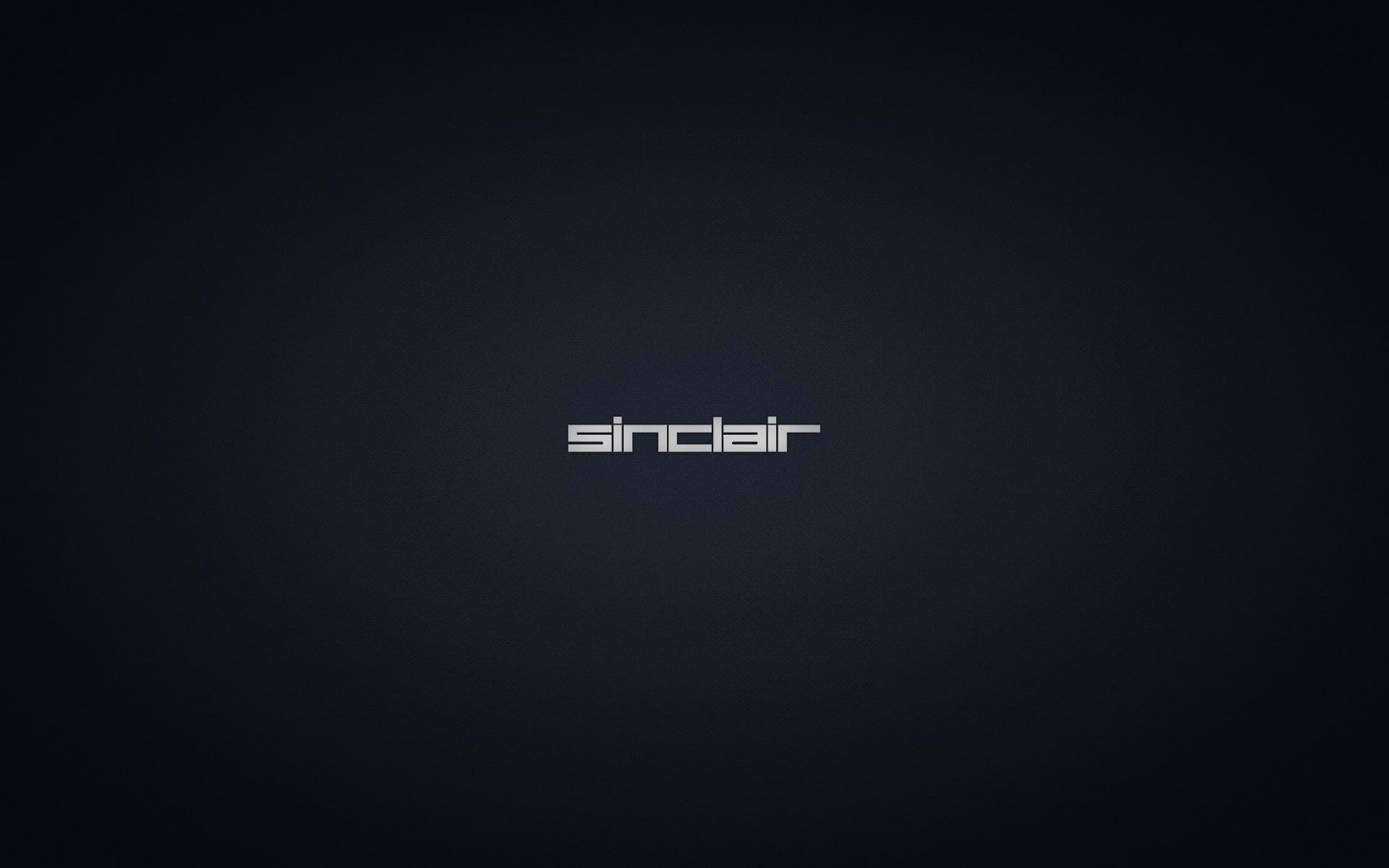 sinclair hd wallpaper dark blue by pixeloza customization wallpaper 1920x1200