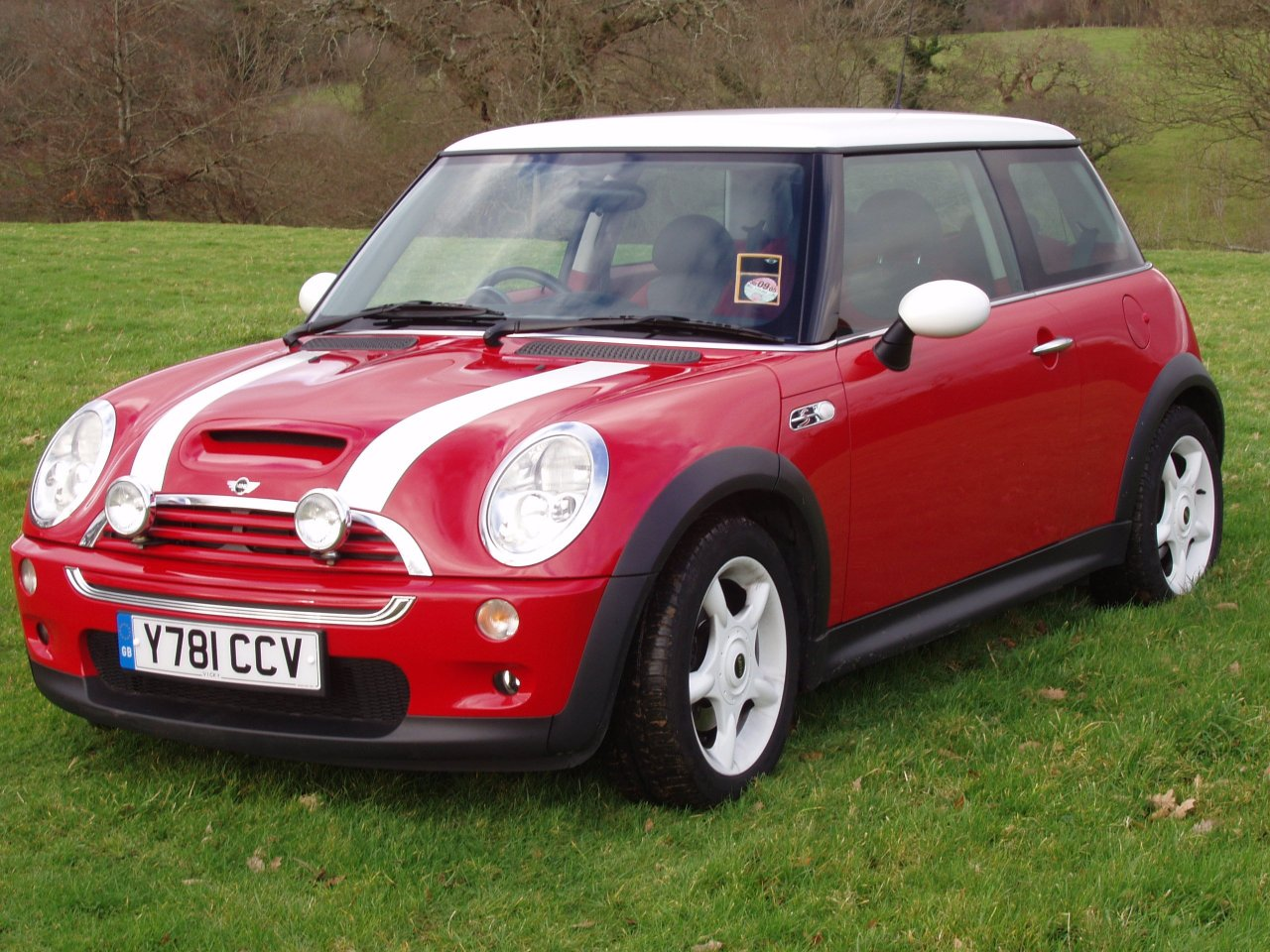 Mini cooper Car Wallpaper 1280x960