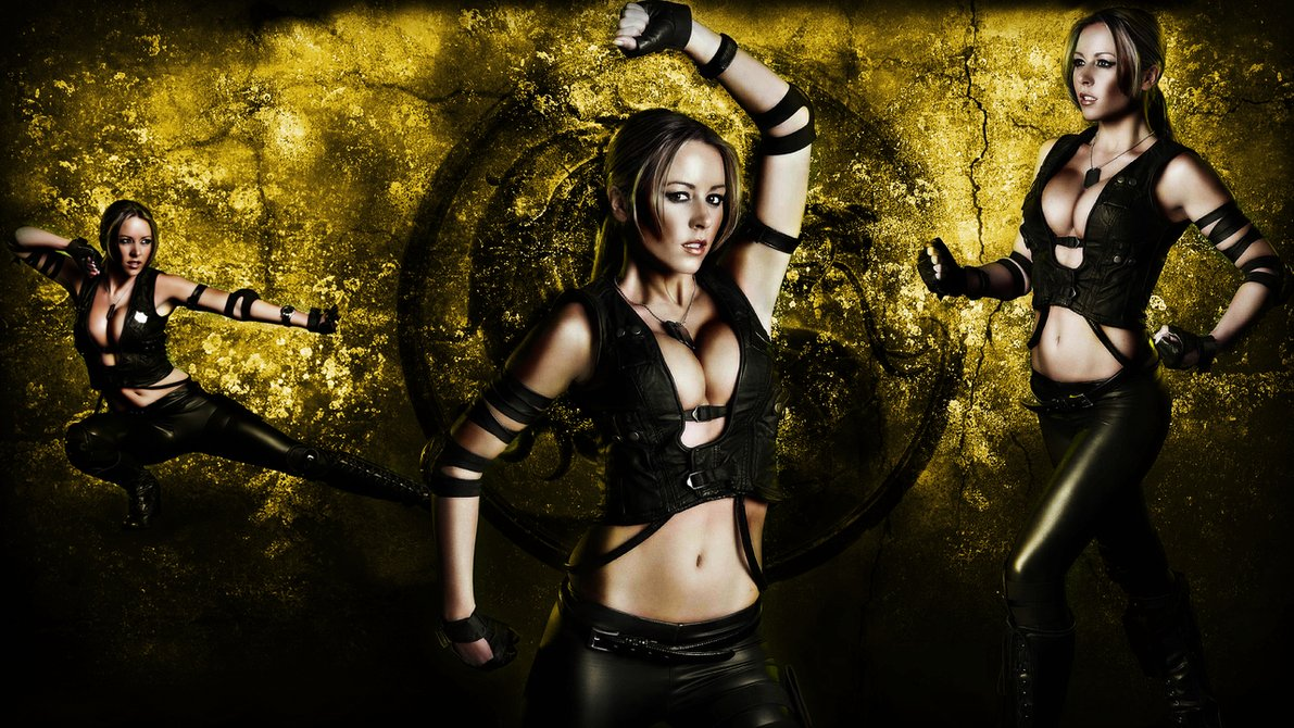 Here is Sonya Blade Wallpaper and photos gallery 1191x670