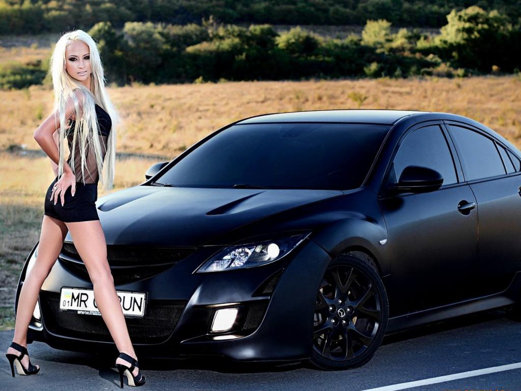 Download full size Girls Cars Wallpaper Num 149 1024 x 768 1024x768