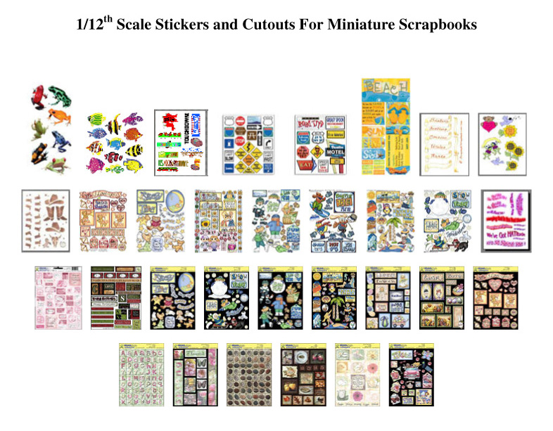 image regarding Miniature Books Printable known as No cost obtain Wonderful 5 of Printable Miniature Textbooks Mar