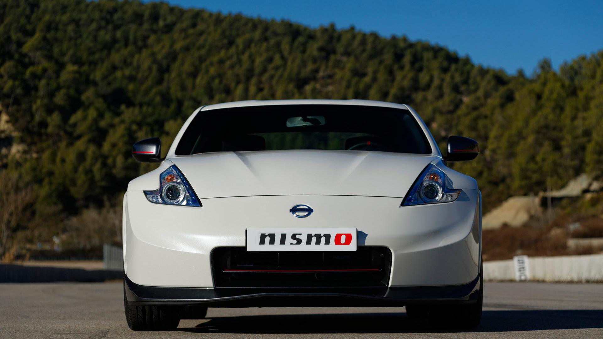Download 2014 Nissan 370Z NISMO wallpaper 1920x1080