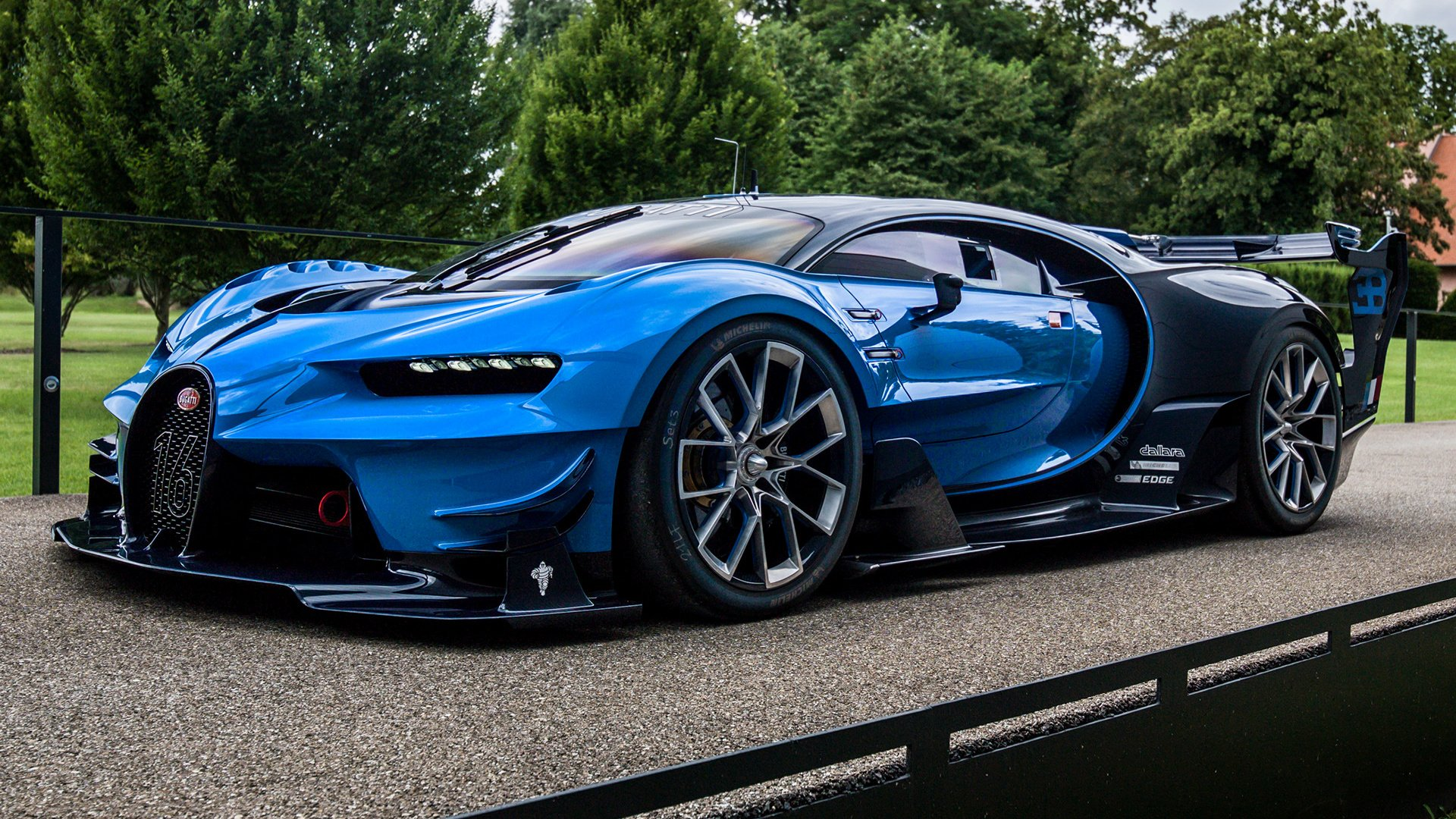 All in One Wallpapers Bugatti Vision Gran Turismo 2015 Wallpapers 1920x1080