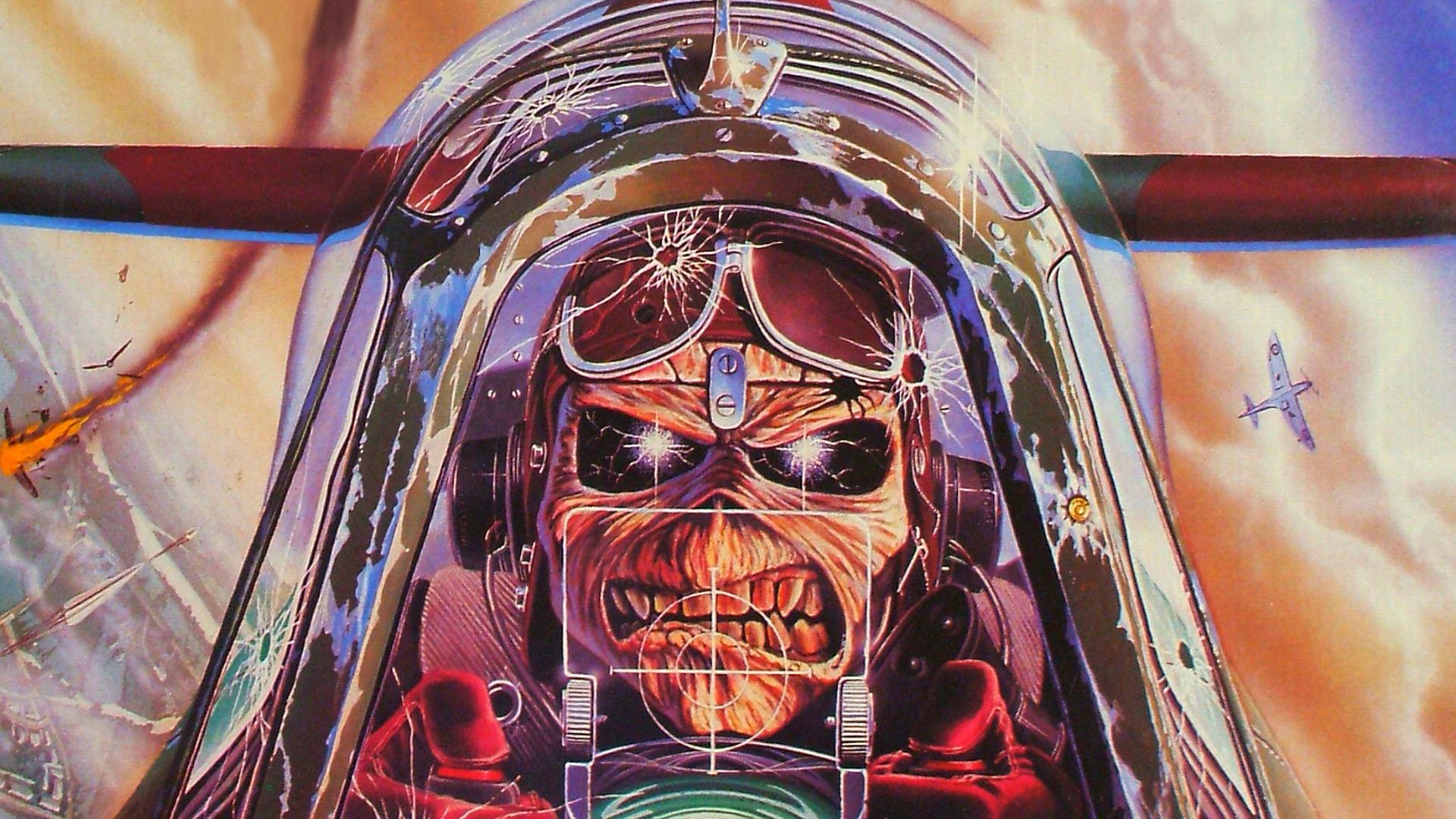 Iron Maiden Wallpaper 1920x1080 - WallpaperSafari