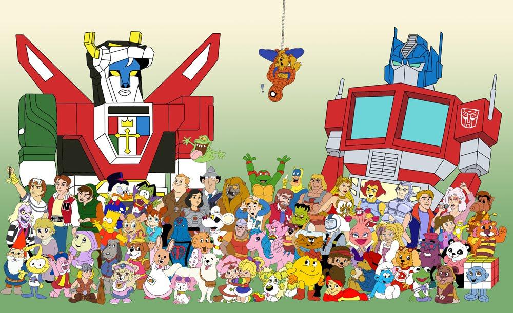 80S Cartoons 35 Widescreen Wallpaper 1000x611