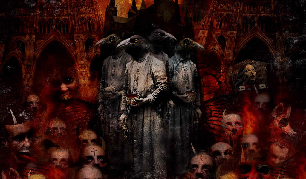 artistic rage skulls evil fear wallpapers55com   Best Wallpapers 1024x600