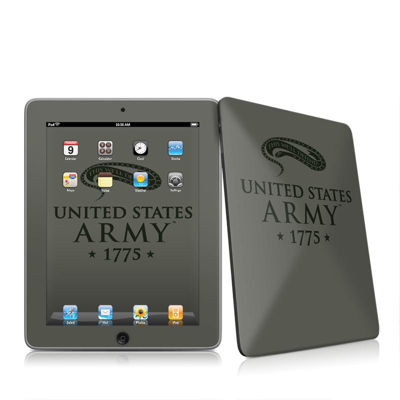 Tablet Apple iPad iPad 2010 1st Gen 1775 Apple iPad 1st Gen Skin 800x800