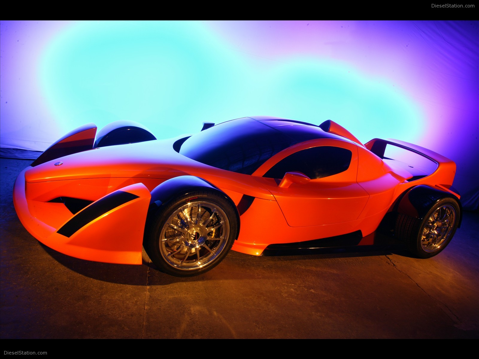 Luxury Vehicle: Exotic Supercars Wallpaper