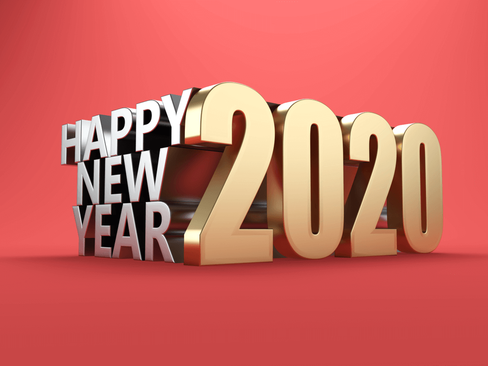 500 Best Happy New Year 2020 Wallpaper Background Images Ideas 1000x750