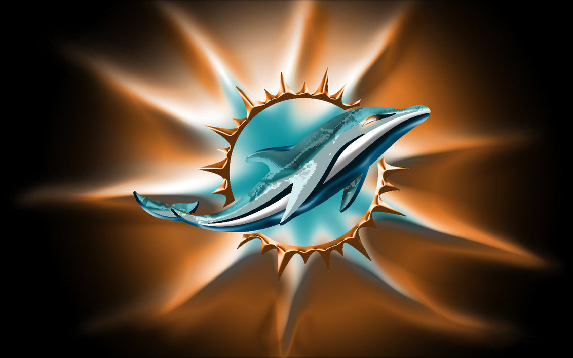 Miami Dolphins [New Logo] by BlueHedgedarkAttack 1131x707