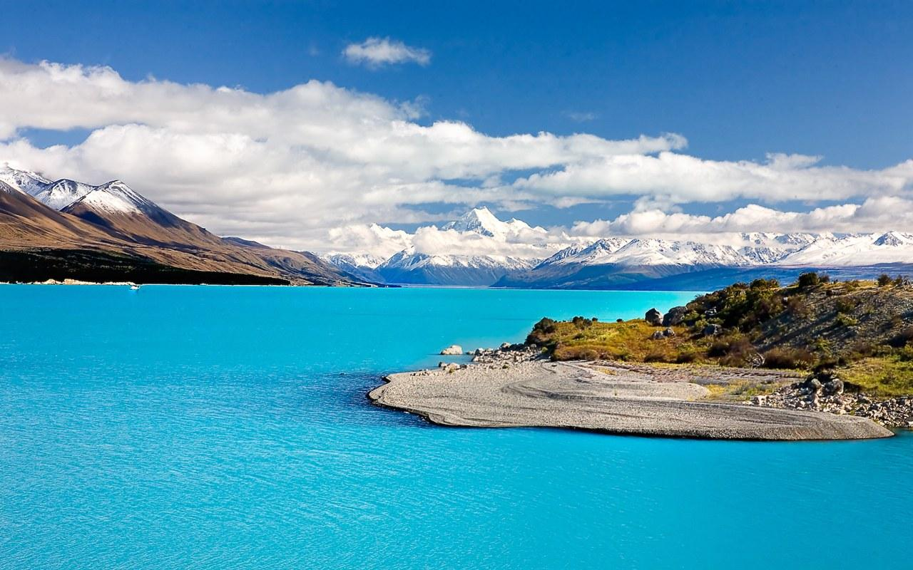 New Zealand Travel Information and Travel Guide Tourist 1280x800