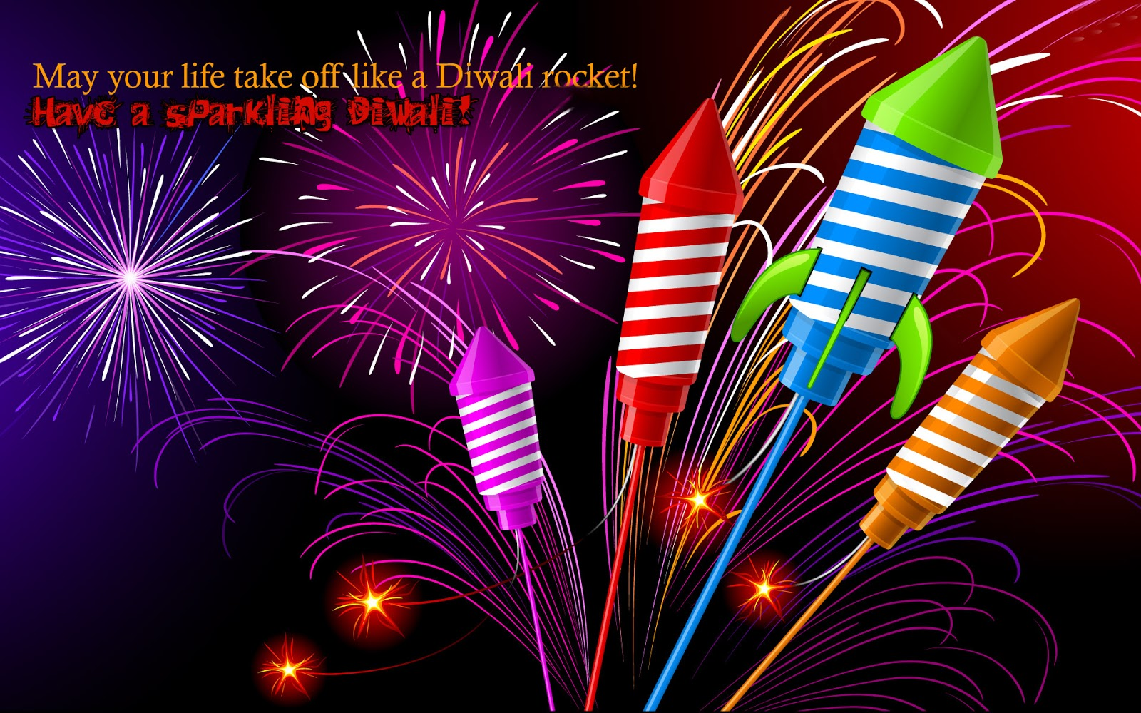 Happy Diwali 2013 Happy Diwali Fireworks and Crackers HD Wallpapers 1600x1000
