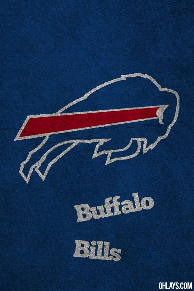 Buffalo Bills Logo Wallpaper Wallpaper Buffalo Bills 640x960