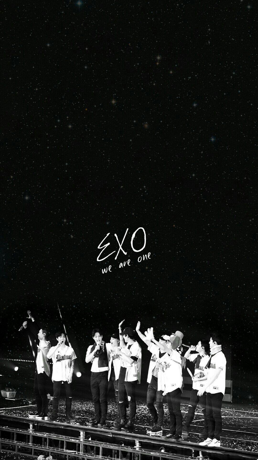 EXO WALLPAPER on in 2019 EXO Exo Suho exo Exo chanyeol 1080x1920
