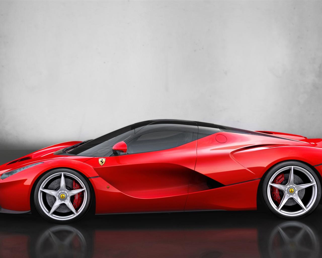 2013 Ferrari supercar LaFerrari Fondos de pantalla 1280x1024 Fondos 1280x1024