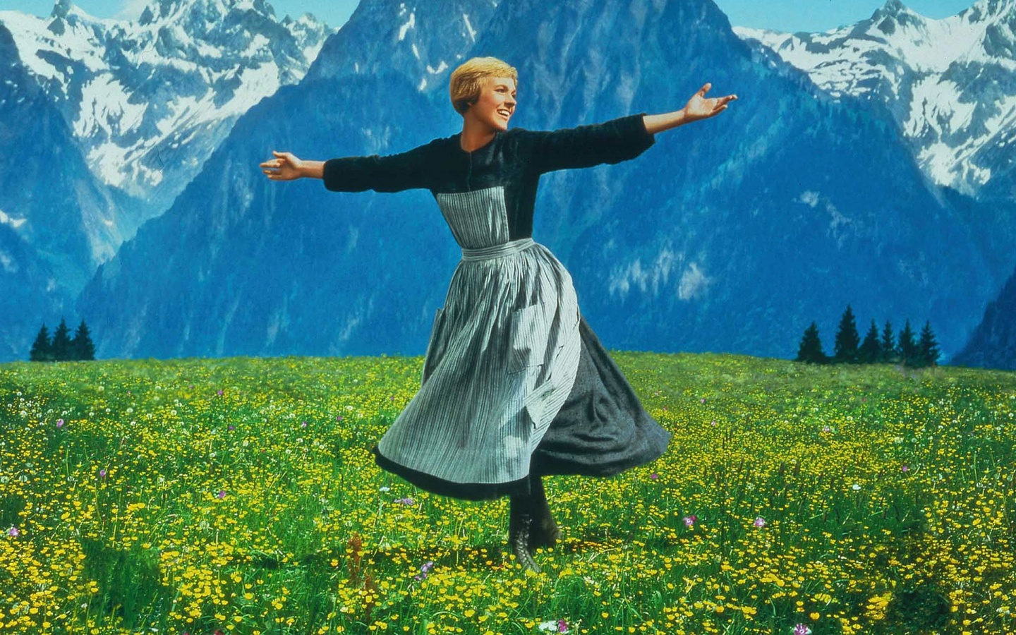 The Sound of Music   HD Wallpapers Widescreen   1440x900 1440x900