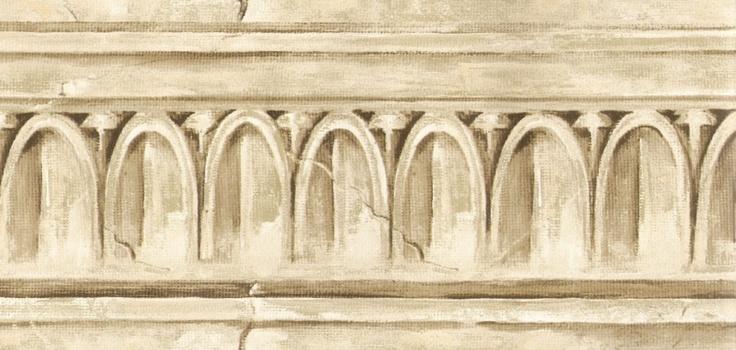crown molding wallpaper border 2015   Grasscloth Wallpaper 736x350