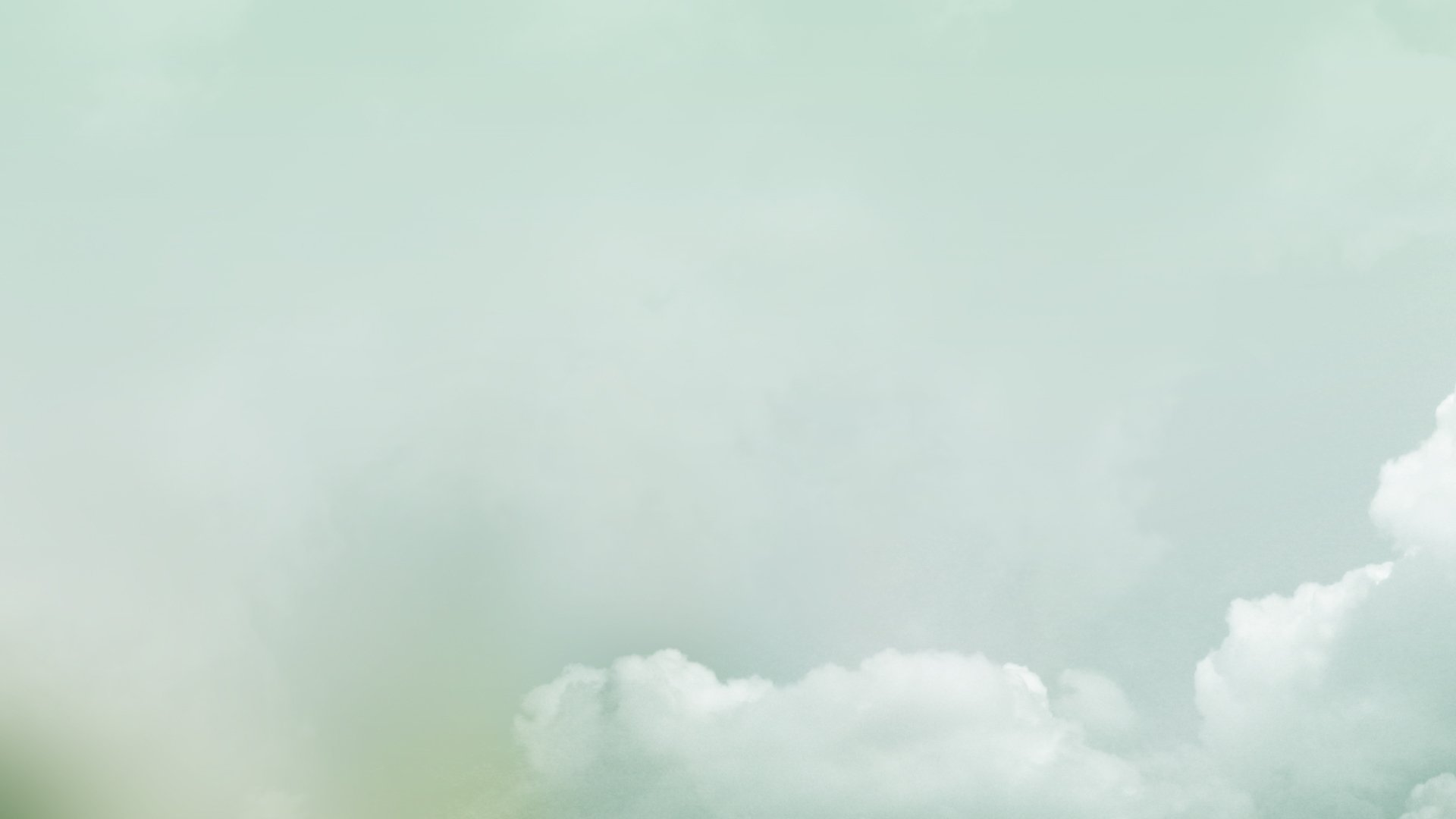 Minimal clouds World 1920x1080 highreshdwallpaperscom 1920x1080