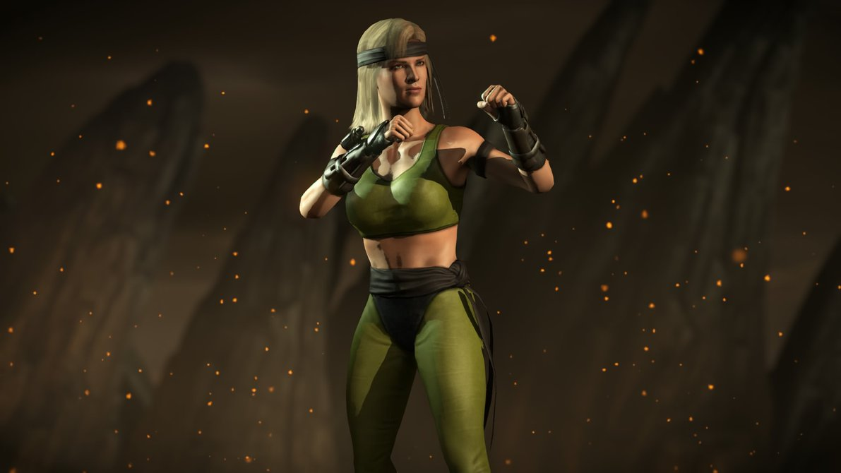 Mortal Kombat XSonya Blade Klassic costume by Kabukiart157 on 1191x670