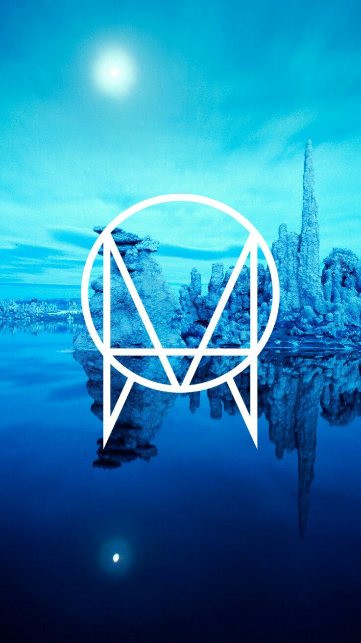 Cool wallpaper with a Owsla logo Owsla Pinterest 737x1311