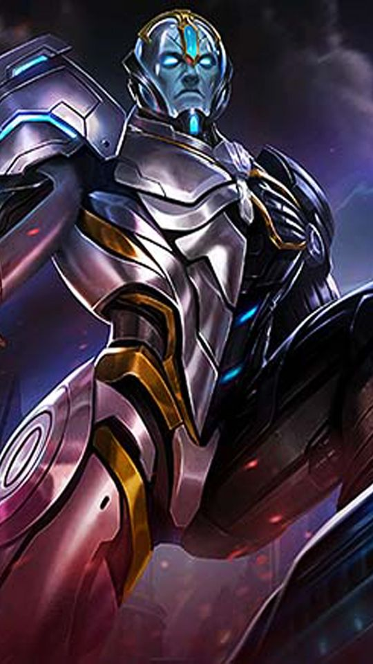 Gord Legendary Skin Conqueror Mobile Legends 540x960