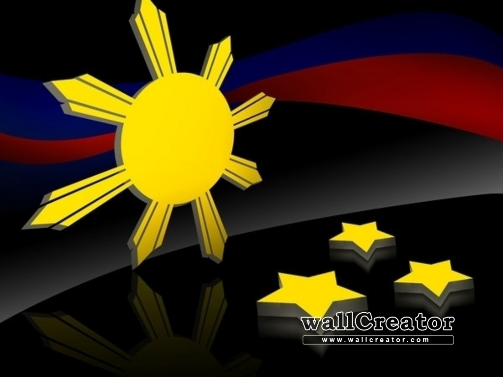 Philippine flag wallpaper hd wallpapersafari for 3d wallpaper for home wall philippines