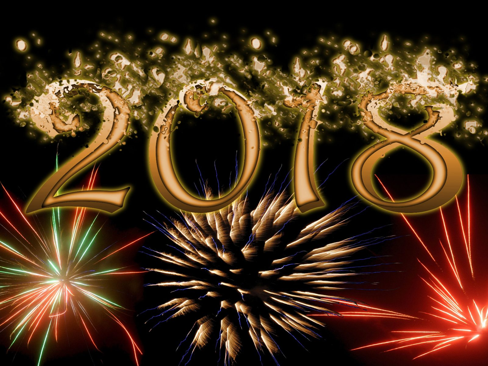 New Year's Eve 2018 Wallpapers - WallpaperSafari  New Year's ...