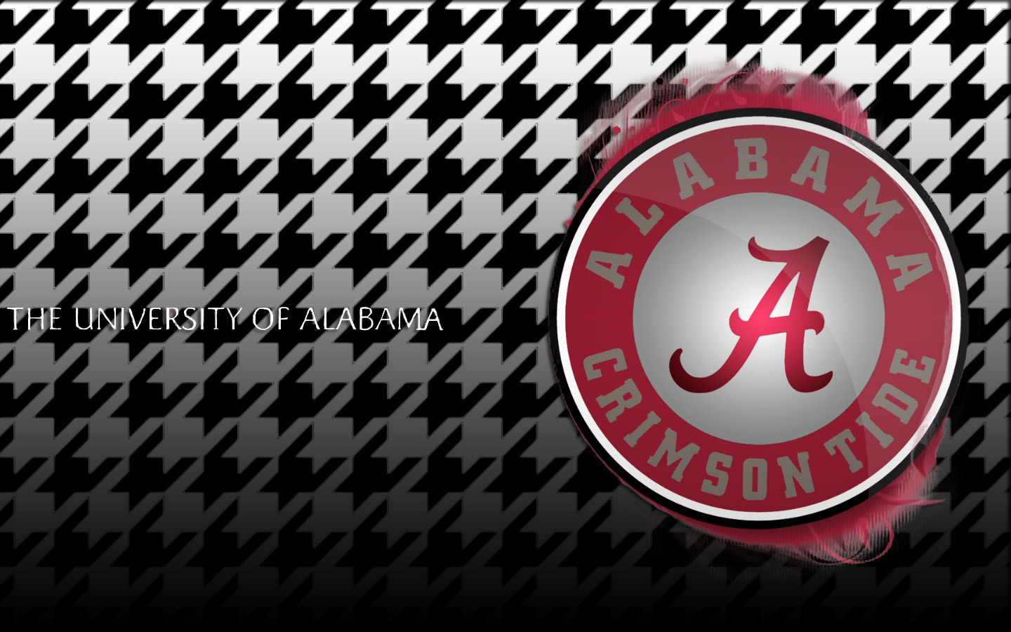 Alabama Football Logo Wallpaper   Viewing Gallery 1440x900