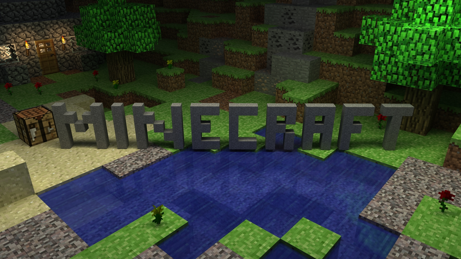Minecraft Wallpaper LOLd Wallpaper   Funny Pictures   Funny Videos 1600x900