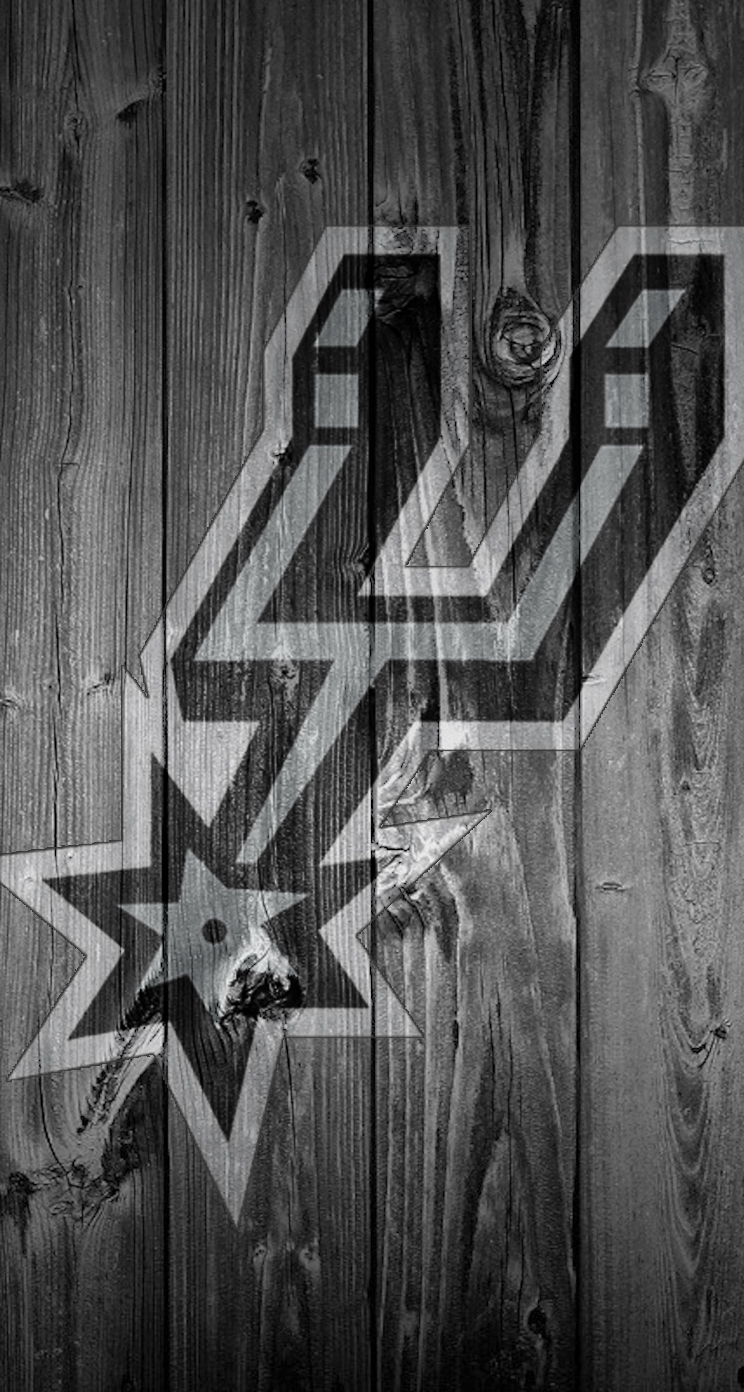 iPhone 5 Wallpaper Wood custom spurs 744x1392